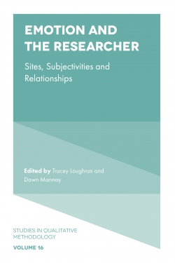 Jacket image for Emotion and the Researcher