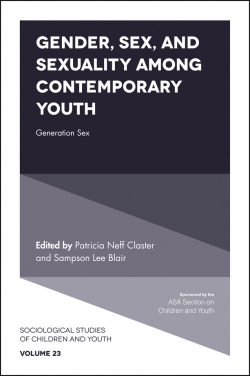 Jacket image for Gender, Sex, and Sexuality among Contemporary Youth