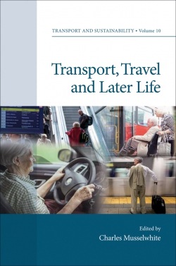 Jacket image for Transport, Travel and Later Life