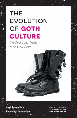 Jacket image for The Evolution of Goth Culture
