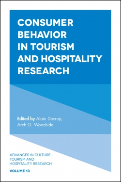 Jacket image for Consumer Behavior in Tourism and Hospitality Research