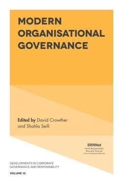 Jacket image for Modern Organisational Governance