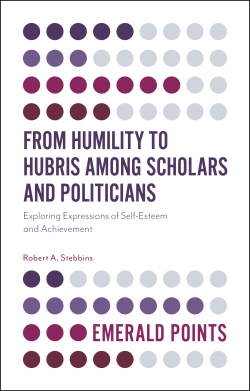 Jacket image for From Humility to Hubris among Scholars and Politicians
