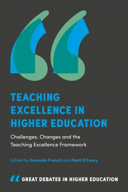 Jacket image for Teaching Excellence in Higher Education