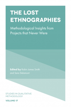 Jacket image for The Lost Ethnographies