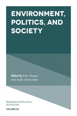 Jacket image for Environment, Politics and Society