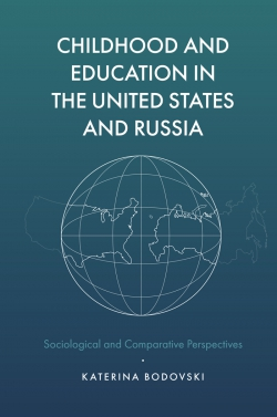 Jacket image for Childhood and Education in the United States and Russia