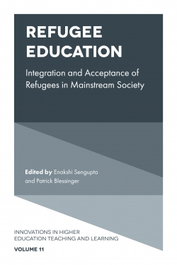 Jacket image for Refugee Education