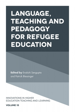 Jacket image for Language, Teaching and Pedagogy for Refugee Education