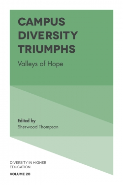 Jacket image for Campus Diversity Triumphs