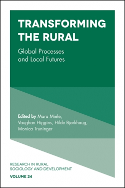 Jacket image for Transforming the Rural