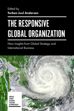 Jacket image for The Responsive Global Organization