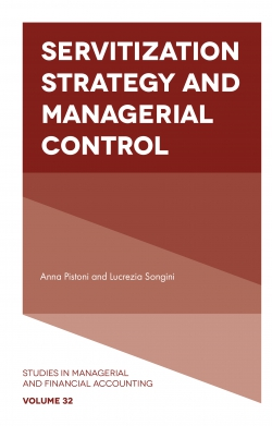 Jacket image for Servitization Strategy and Managerial Control