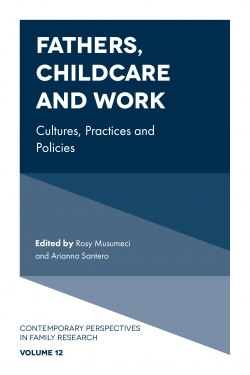 Jacket image for Fathers, Childcare and Work