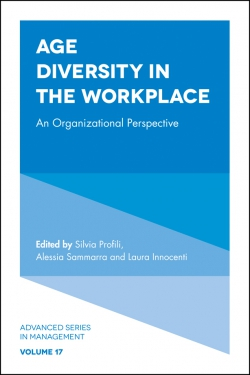 Jacket image for Age Diversity in the Workplace