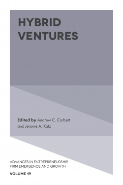 Jacket image for Hybrid Ventures