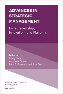 Jacket image for Entrepreneurship, Innovation, and Platforms