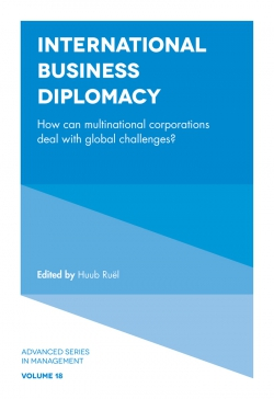 Jacket image for International Business Diplomacy