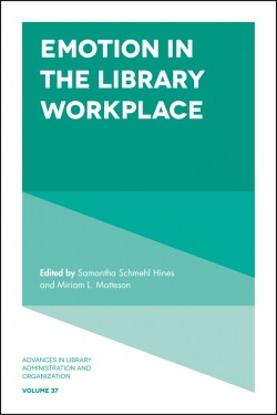 Jacket image for Emotion in the Library Workplace