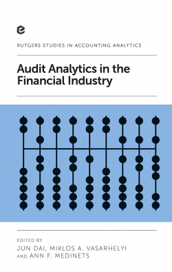 Jacket image for Audit Analytics in the Financial Industry