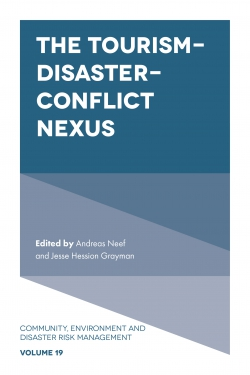 Jacket image for The Tourism-Disaster-Conflict Nexus