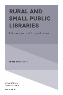 Jacket image for Rural and Small Public Libraries