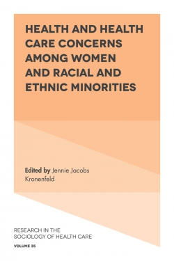 Jacket image for Health and Health Care Concerns among Women and Racial and Ethnic Minorities