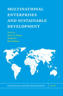 Jacket image for Multinational Enterprises and Sustainable Development