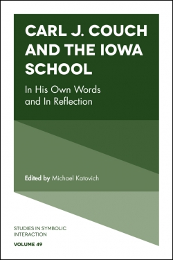 Jacket image for Carl J. Couch and the Iowa School
