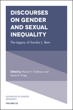 Jacket image for Discourses on Gender and Sexual Inequality