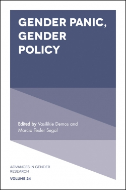 Jacket image for Gender Panic, Gender Policy