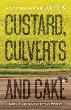 Jacket image for Custard, Culverts and Cake
