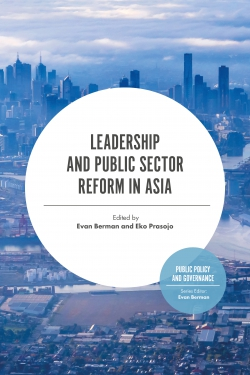 Jacket image for Leadership and Public Sector Reform in Asia