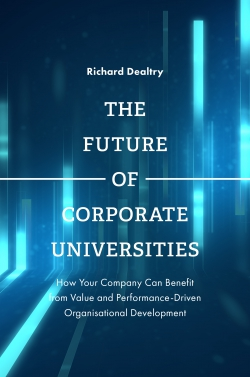 Jacket image for The Future of Corporate Universities