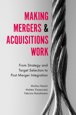 Jacket image for Making Mergers and Acquisitions Work
