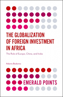 Jacket image for The Globalization of Foreign Investment in Africa