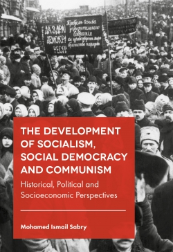 Jacket image for The Development of Socialism, Social Democracy and Communism
