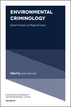 Jacket image for Environmental Criminology