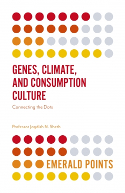 Jacket image for Genes, Climate, and Consumption Culture