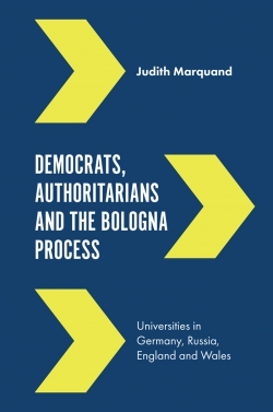 Jacket image for Democrats, Authoritarians and the Bologna Process
