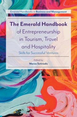 Jacket image for The Emerald Handbook of Entrepreneurship in Tourism, Travel and Hospitality