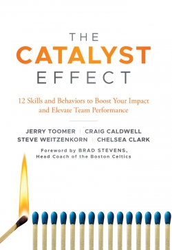 Jacket image for The Catalyst Effect