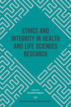 Jacket image for Ethics and Integrity in Health and Life Sciences Research
