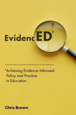 Jacket image for Achieving Evidence-Informed Policy and Practice in Education
