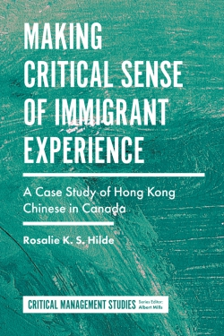Jacket image for Making Critical Sense of Immigrant Experience