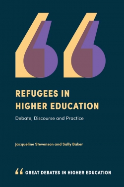 Jacket image for Refugees in Higher Education