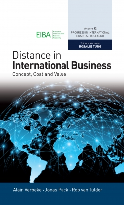 Jacket image for Distance in International Business
