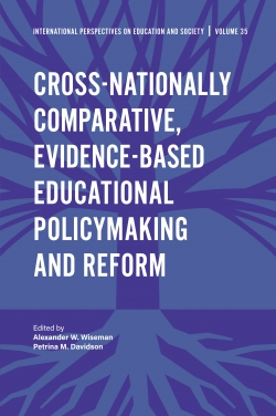 Jacket image for Cross-nationally Comparative, Evidence-based Educational Policymaking and Reform