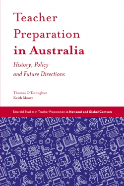 Jacket image for Teacher Preparation in Australia