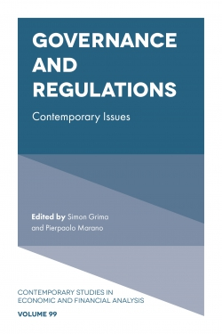 Jacket image for Governance and Regulations